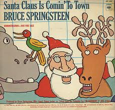 Springsteen's Santa Claus Is Comin' To Town