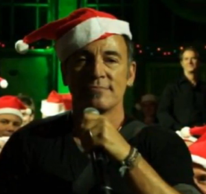 "Bruce Springsteen's ""Blue Christmas"""