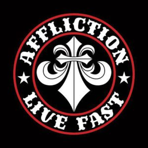 Affliction Clothing Sponsorship