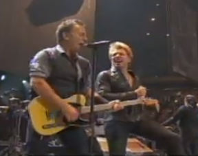 Springsteen Top Video This week 12-16-2012