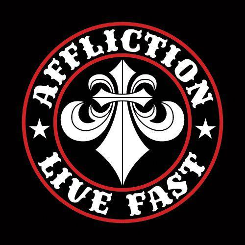Affliction Clothing  Clothing Sponsorship